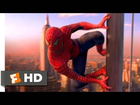 Spider-Man Movie (2002) - With Great Power Comes Great Responsibility Scene (10/10) | Movieclips