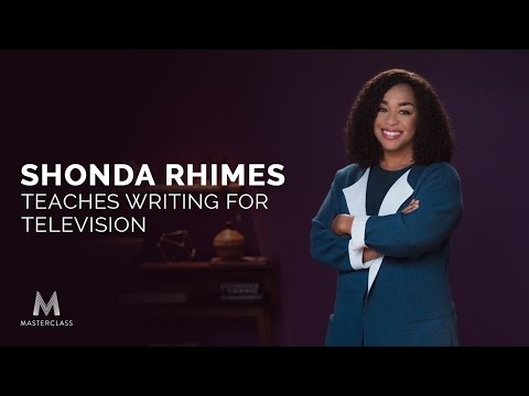 Shonda Rhimes Teaches Writing for Television | Official Trailer | MasterClass