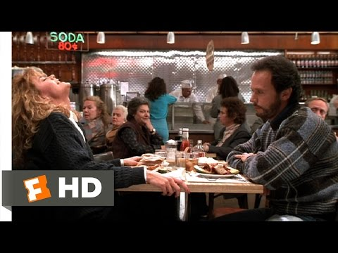 When Harry Met Sally... (6/11) Movie CLIP - I'll Have What She's Having (1989) HD