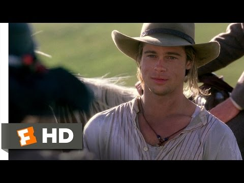 Meeting the Bride - Legends of the Fall (1/8) Movie CLIP (1994) HD