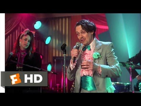 The Wedding Singer (1/6) Movie CLIP - A Drunken Toast (1998) HD