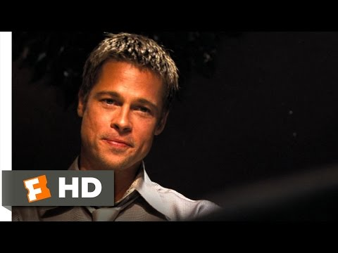 Ocean's Eleven (1/5) Movie CLIP - Calling Out the Bluff (2001) HD