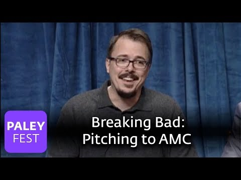 Breaking Bad - Vince Gilligan on Pitching to AMC (Paley Center Interview)