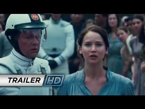 The Hunger Games (2012 Movie) - Official Theatrical Trailer - Jennifer Lawrence & Liam Hemsworth