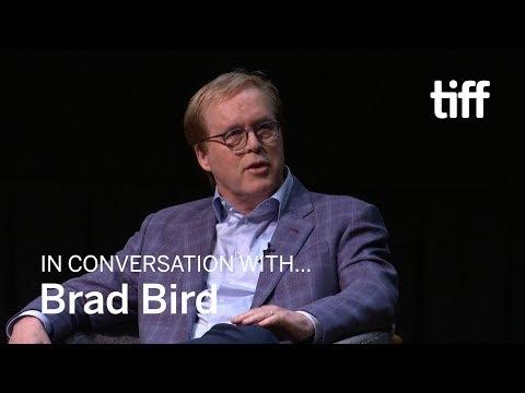 In Conversation With... Brad Bird | TIFF 2018