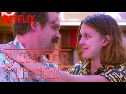 The Eleven & Hopper Story | Stranger Things S1-3