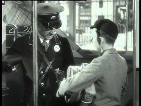 Sabotage (1936) - Delivering The Bomb