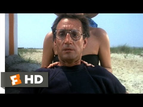 Jaws (1975) - Get out of the Water Scene (2/10) | Movieclips