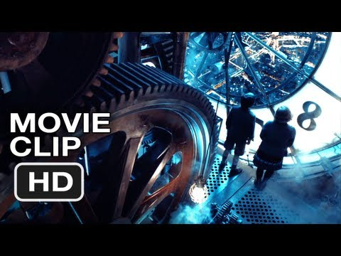 Hugo Movie CLIP #1 - Big Machine - Martin Scorsese Movie (2011) HD
