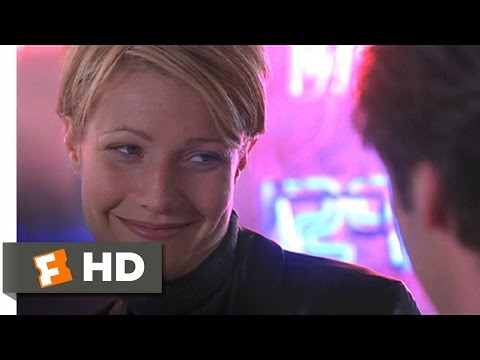 Sliding Doors (3/12) Movie CLIP - A Cheer-Up Date (1998) HD