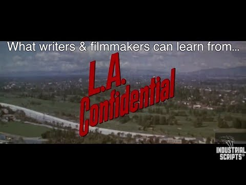 What Writers & Filmmakers Can Learn From... LA Confidential (1997)