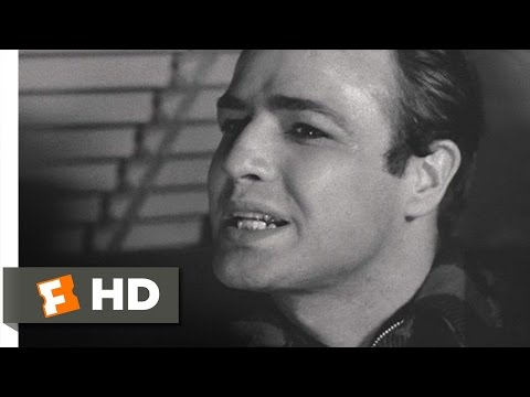 I Coulda Been a Contender - On the Waterfront (6/8) Movie CLIP (1954) HD
