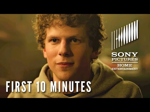 The Social Network – FIRST 10 MINUTES