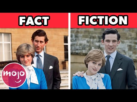 Top 10 Facts The Crown Season 4 Got Right & Wrong