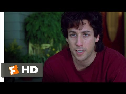 Things That Should've Been Said Yesterday - The Wedding Singer (2/6) Movie CLIP (1998) HD