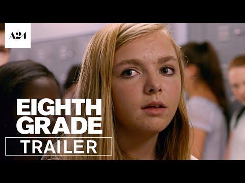Eighth Grade | Official Trailer HD | A24