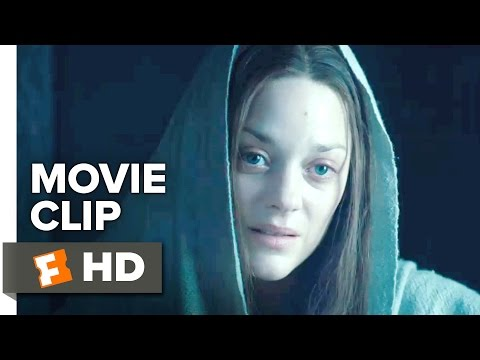 Macbeth Movie CLIP - Will These Hands Never be Clean? (2015) - Marion Cotillard Movie HD