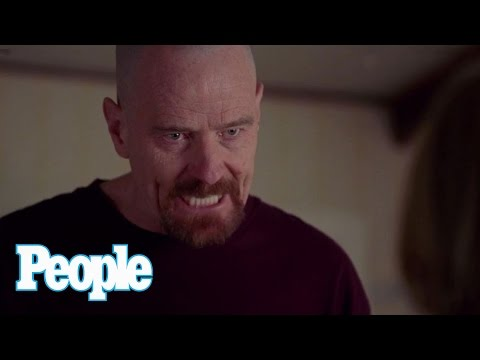 "Breaking Bad: Bryan Cranston Talks Iconic ""I Am The One Who Knocks"" Scene   People"