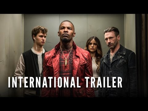 BABY DRIVER - Official International Trailer (HD)
