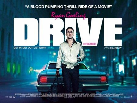 DRIVE movie poster Hoss Amini interview