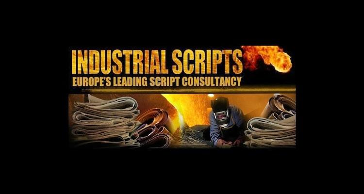 Industrial Scripts Logo - Press Release
