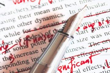 Fiction Copyediting