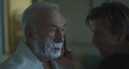Framing scenes in BEGINNERS starring Ewan McGregor