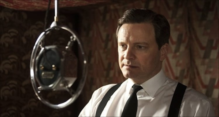 Colin Firth, British Film Industry Stereotypes