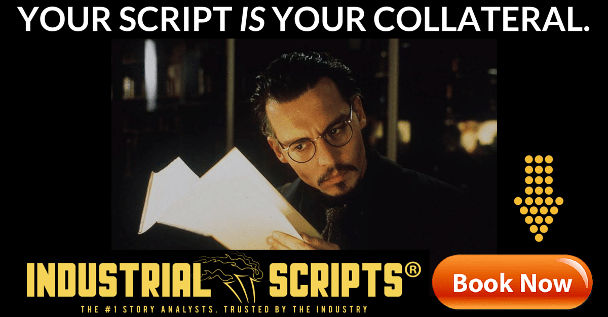 script consultant services by Industrial Scripts