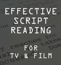 script reading course