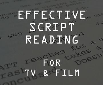 script reading course