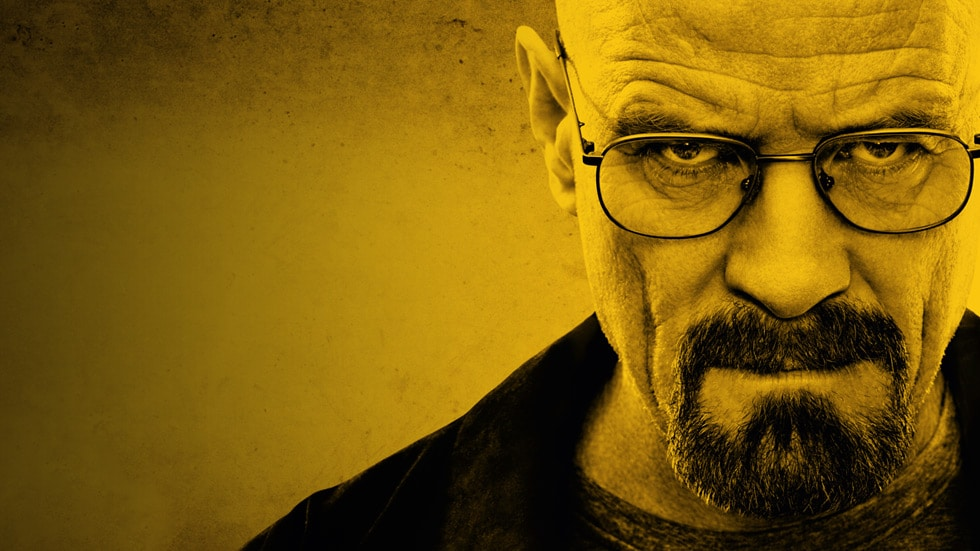 how to write a TV script case study: BREAKING BAD