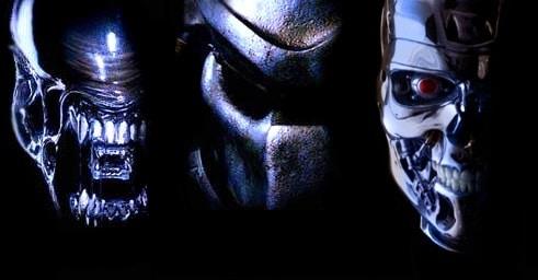 Terminator - Alien - Predator