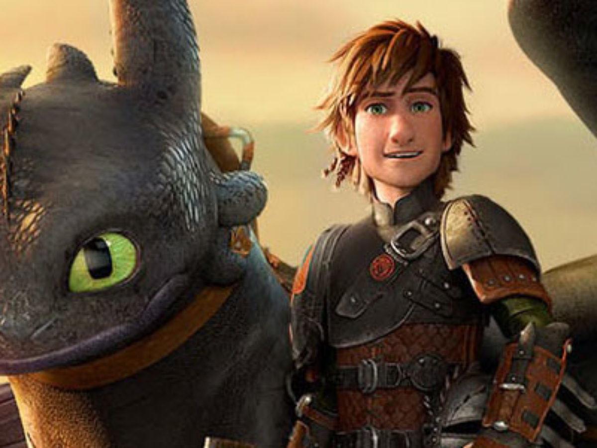Unheralded Scene How To Train Your Dragon 2010