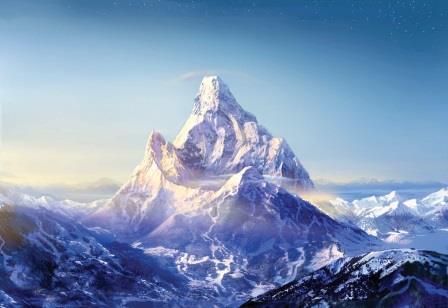 Mountain - Screenplay & the Mountain
