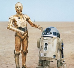 R2D2-C3PO how to write a screenplay