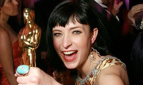 women screenwriters - Diablo Cody wins her Oscar for Juno