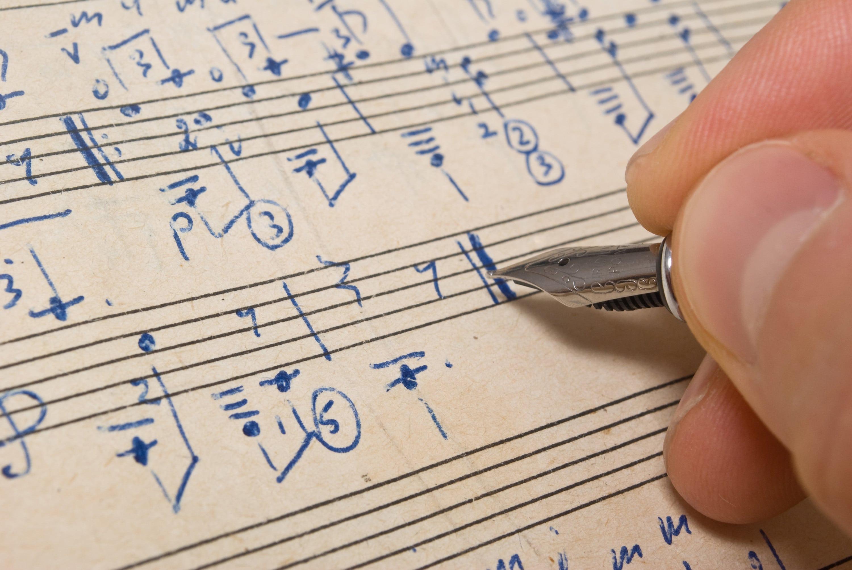 Music Sheet - Screenwriters & Musicals