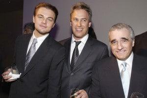 Leonardo DiCaprio, Rick Yorn (Manager), Martin Scorsese