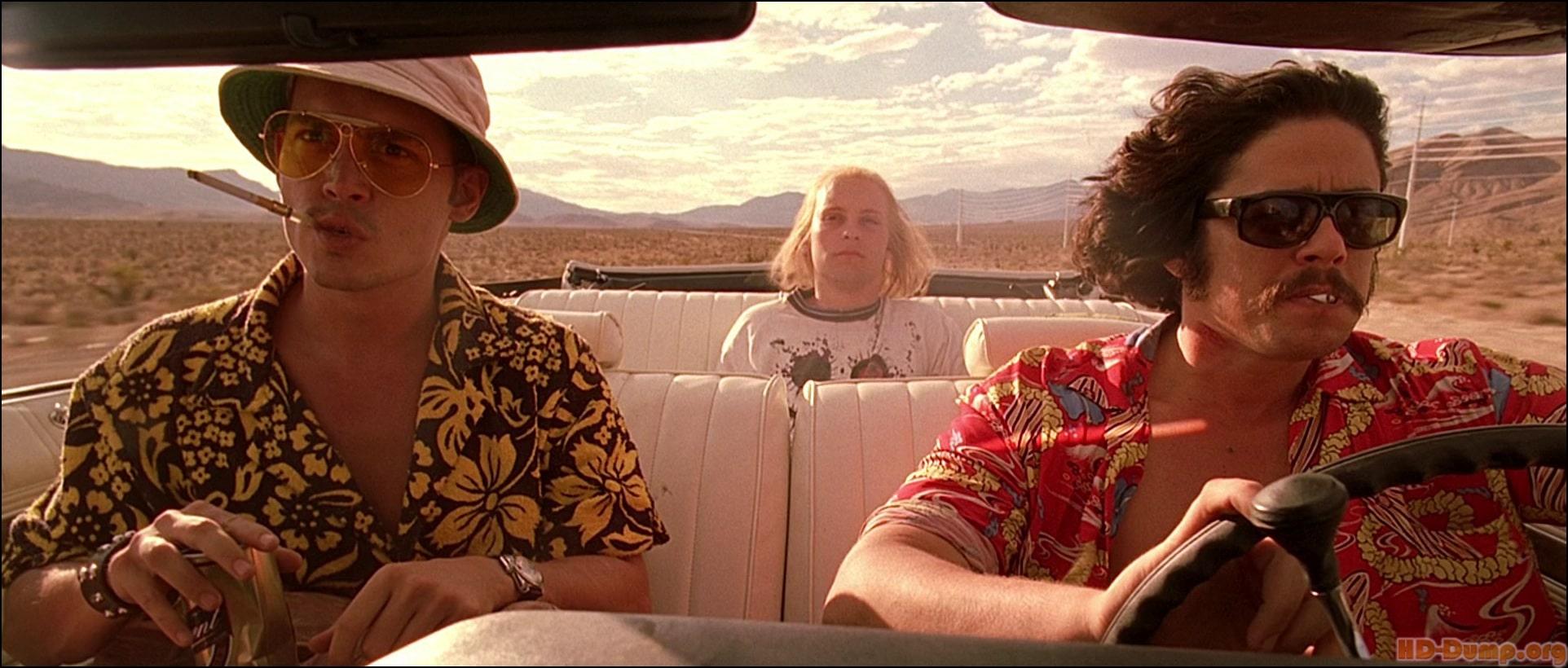 Unheralded Scene Fear Loathing In Las Vegas 1998