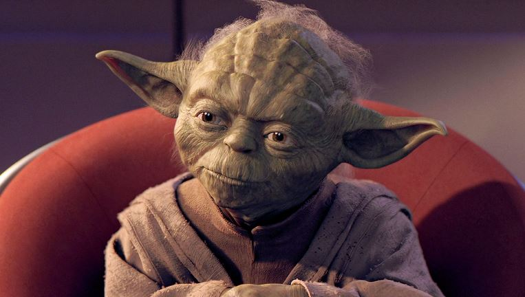 Yoda is wise, like our screenwriting tips article