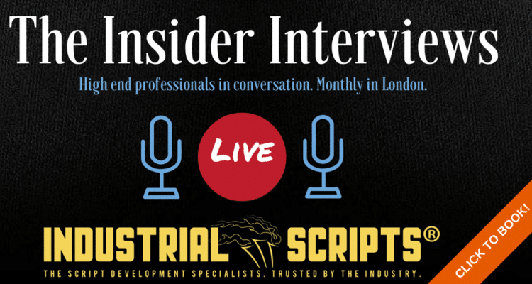 The Insider Interviews by Industrial Scripts