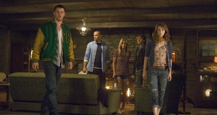 Cabin in the Woods - Writing Horror Screenplays