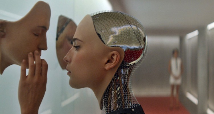 Ex Machina - Science Fiction Screenplays