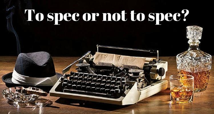 Typewriter - Writing Spec Scripts