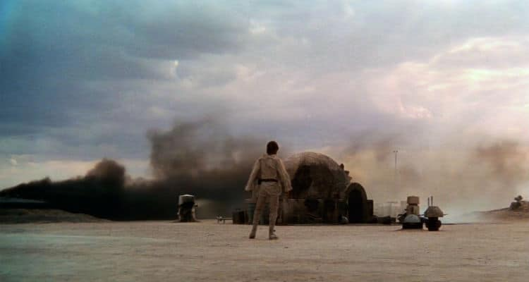 screenwriting star wars