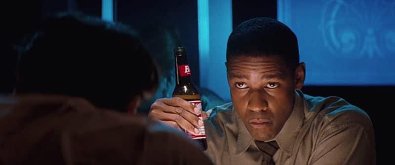 Denzel Washington in Fallen, unheralded scenes