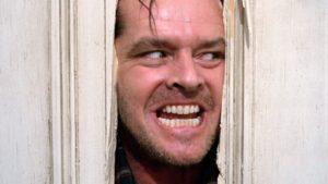 Jack Nicholson delivering his famous line