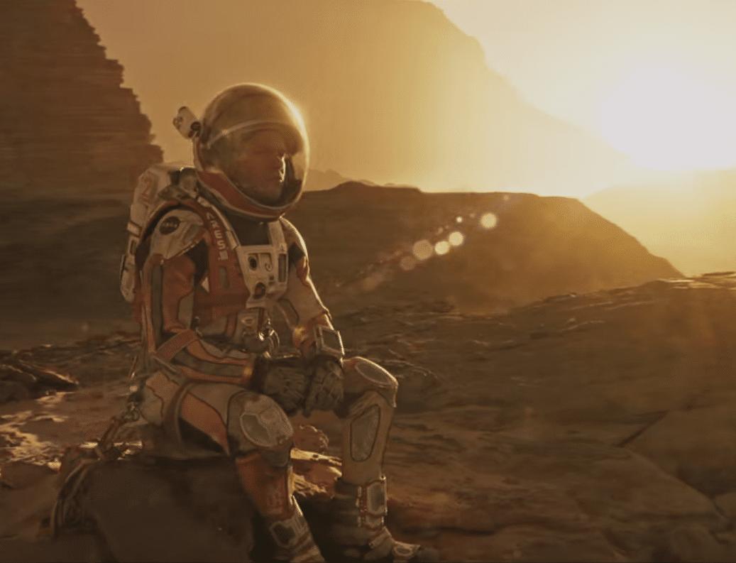 The Martian Mark Watney
