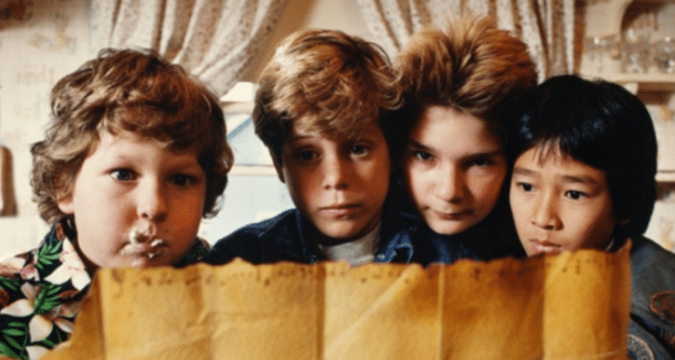 inciting incidents the goonies